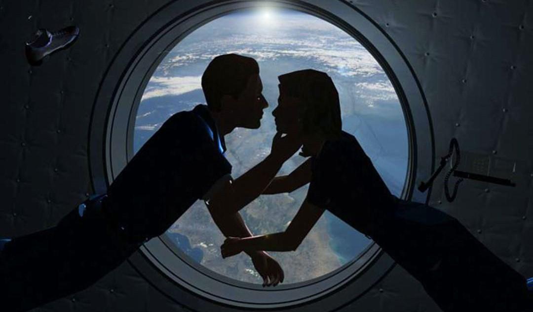 Ученые рассказали возможен ли секс в космосе