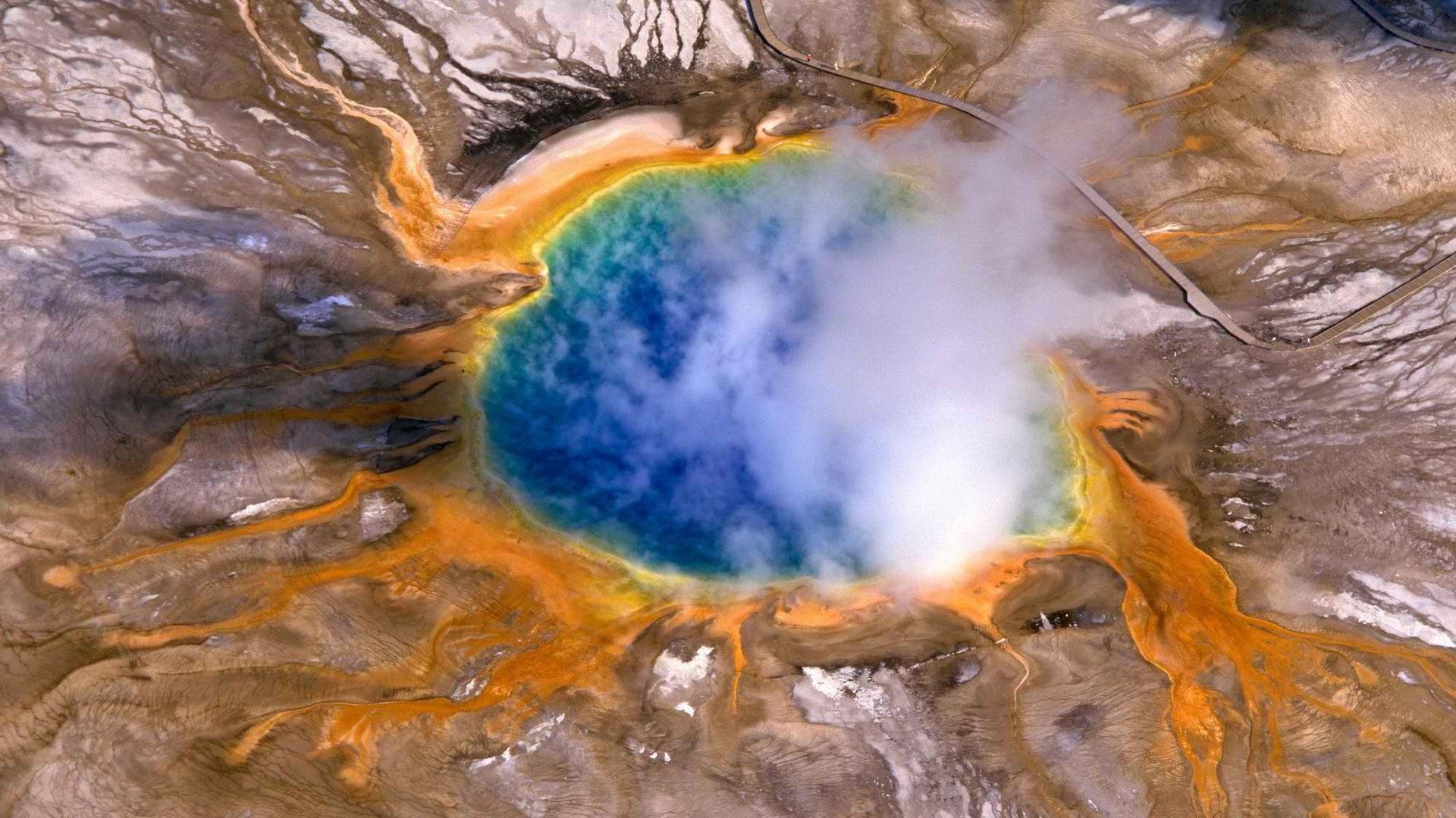 Геологи: в США есть вулканические «монстры» гораздо мощнее Йеллоустоуна