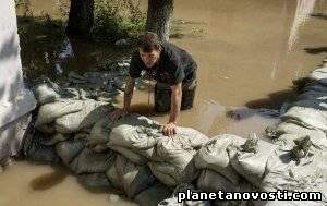 В 300 районах Великобритании объявлена угроза наводнений