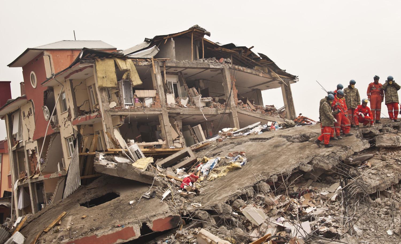 Ученые пророчат катастрофическое землетрясение в Новой Зеландии