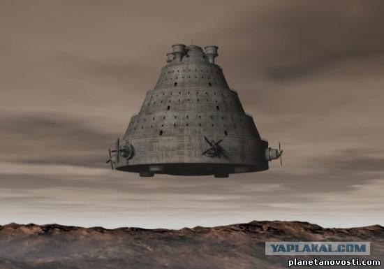 НЛО, НПО, НСО — летательные аппараты древних