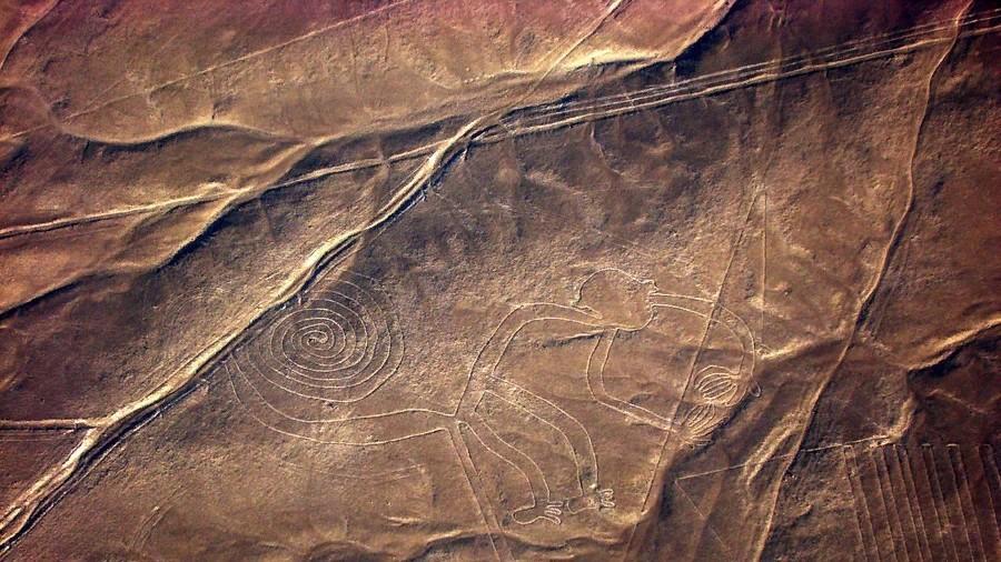 Ученые нашли новые загадочные узоры в Перу