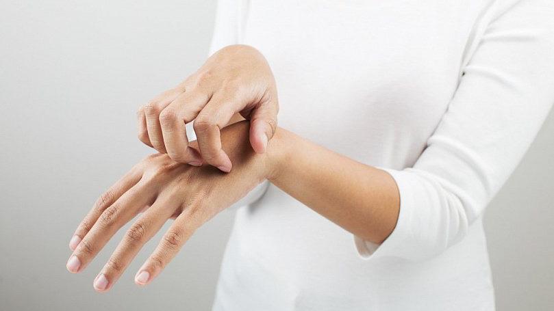 Сыпь на коже при аллергии, кожных патологиях: консультация дерматолога, запись на прием на УЗИ