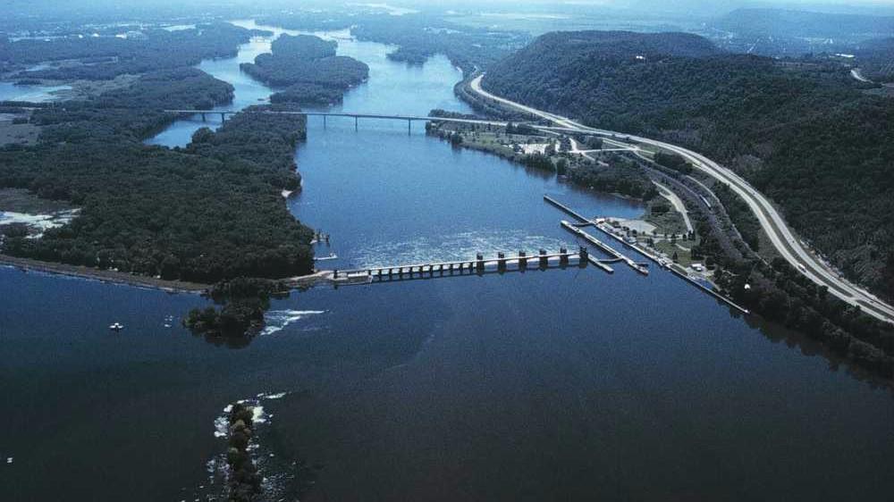 5% населения Земли лишится подачи воды в результате пересыхания реки Миссисипи