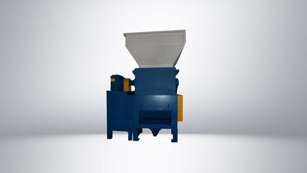 Шредеры для полимерных материалов