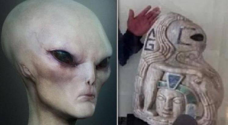Древние Майя общались с инопланетянами