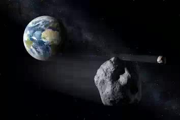 Около Земли пролетел астероид «Антихрист»