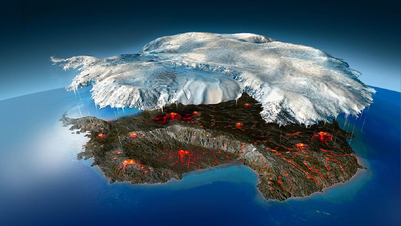 Антарктиду начало трясти: за 3 месяца произошло более 50 тысяч землетрясений