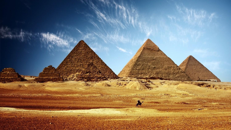 Ученые наконец выяснили, кто построил египетские пирамиды
