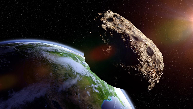 К Земле приближается астероид, способный уничтожить человечество