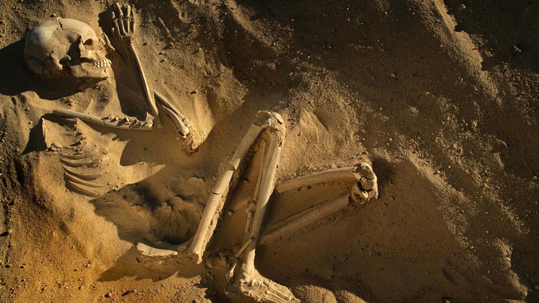 Ученым удалось раскрыть подробности древнейшего похоронного ритуала