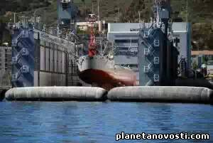 Самый странный корабль в мире