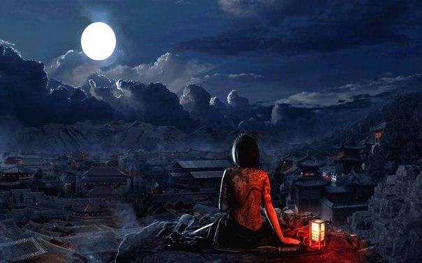 Наши сновидения связаны с Луной