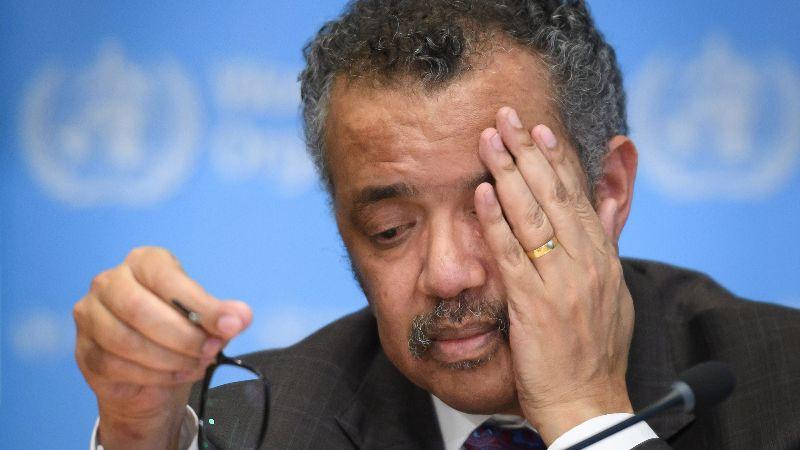 Главу ВОЗ обвинили в геноциде эфиопского народа: дело рассмотрит Международный уголовный суд
