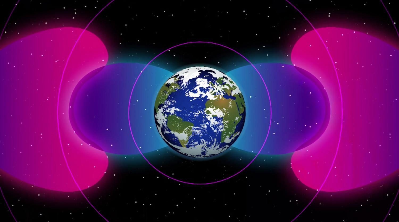 В космосе обнаружили искусственный барьер, который защищает Землю
