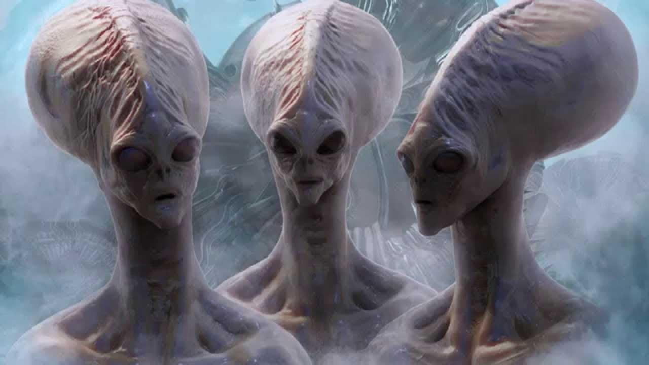 Алекс Кольер передал человечеству послание от инопланетян