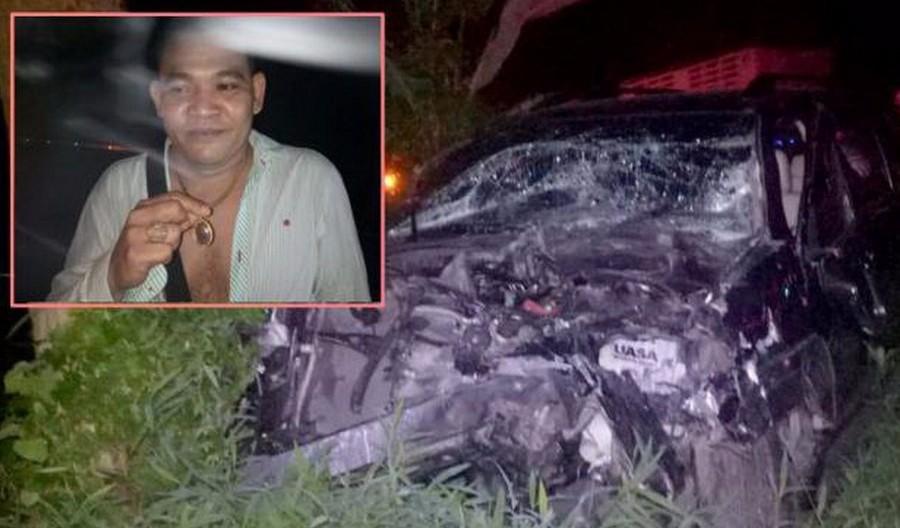 В Таиланде водитель после аварии вышел из тела и выжил