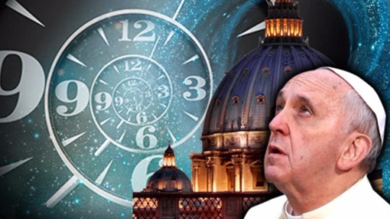 ЦРУ, Ватикан и MI6 держат в секрете прибор, который позволяет заглядывать в прошлое и будущее
