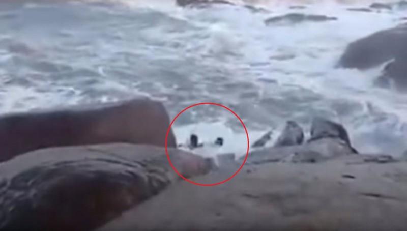 В Бразилии селфи на фоне волн закончилось трагедией