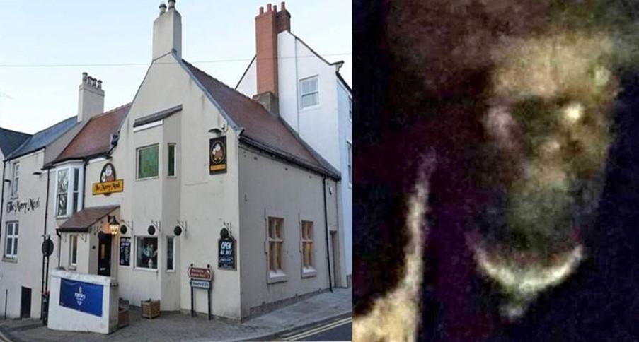 В Англии охотники за призраками сфотографировали демона из Ада