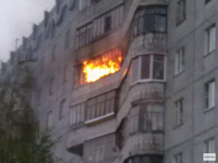 Житель Сыктывкара уверен, что по городу летает шаровая молния и устраивает пожары