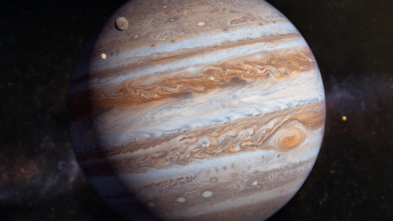 Астрономы разгадали тайну леденящих душу звуков с Юпитера