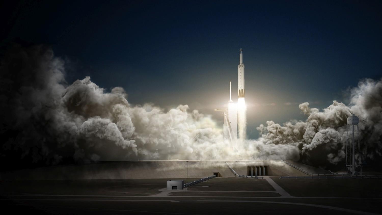 SpaceX проведет похороны в открытом космосе