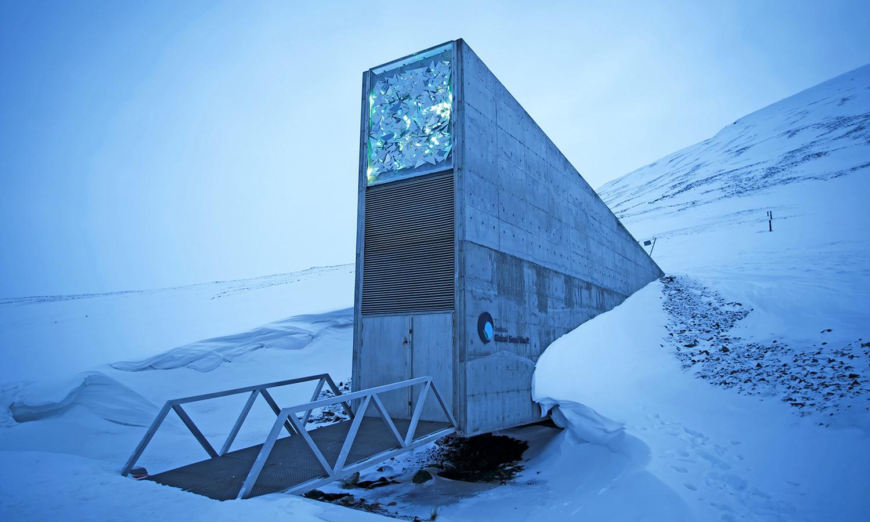 В Норвегии открыли второе «Хранилище судного дня» для наследия человечества