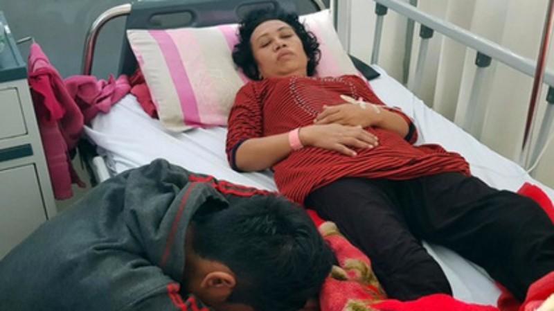Индонезийка бесследно исчезла и появилась на том же месте спустя полтора года