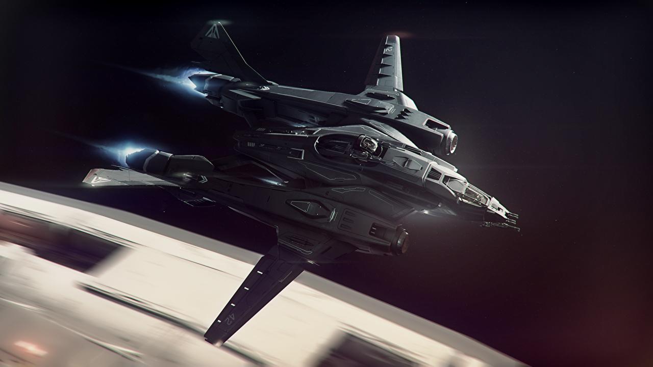 В США строят космический корабль, который будет летать в десять раз быстрее скорости света