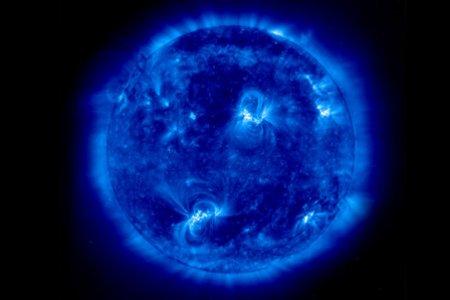 Ученые зафиксировали рекордное для Земли опасное излучение