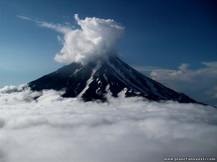 Британцы знают, как предвидеть извержение вулканов