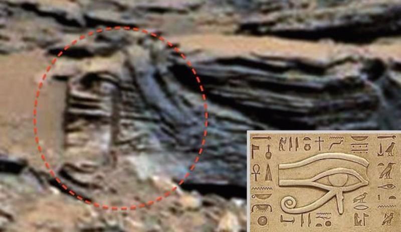 Древние египтяне побывали на Луне
