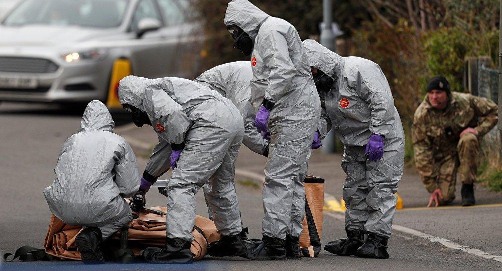 Утечка соляной кислоты в Германии: спецслужбы призвали жителей не выходить на улицу
