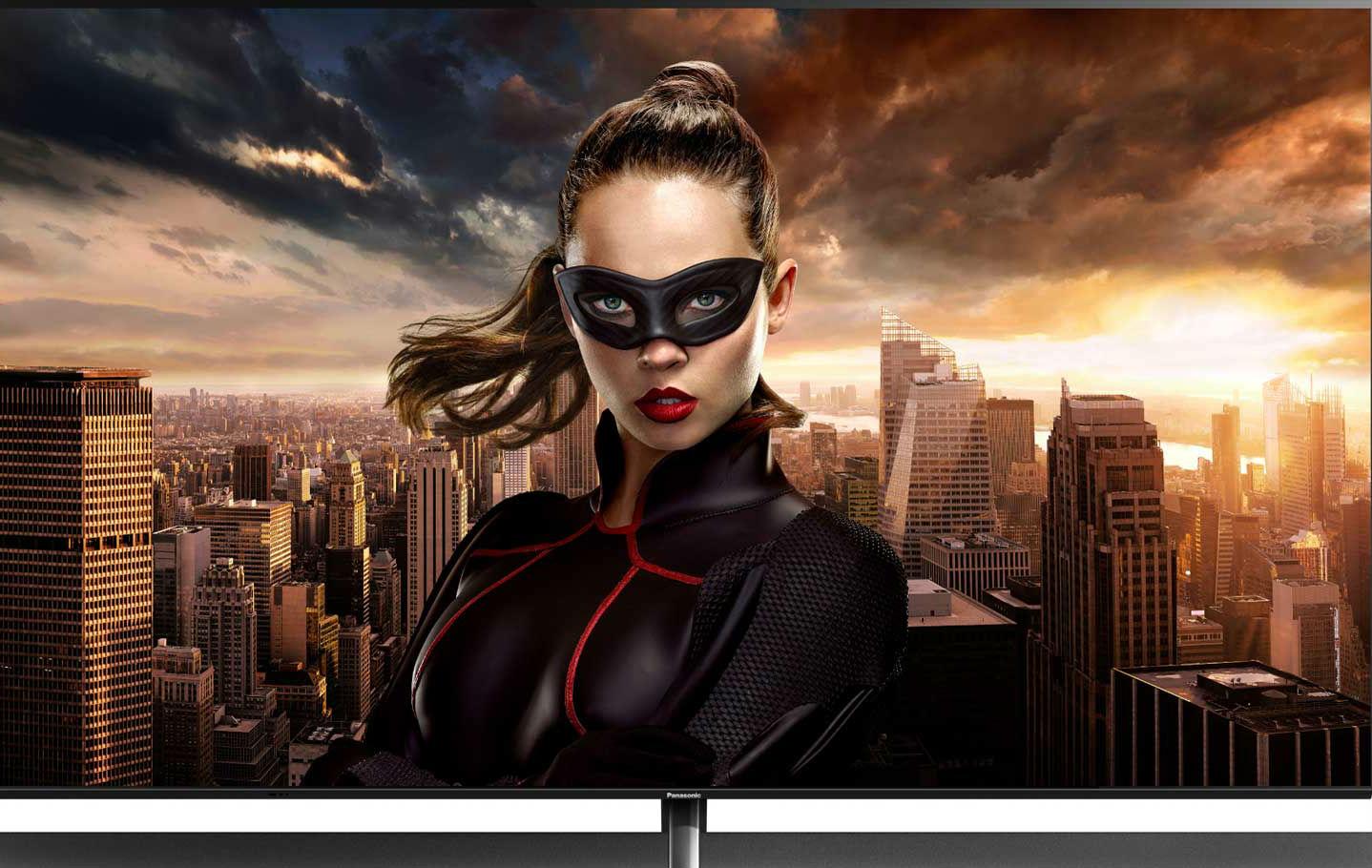 Новые телевизоры Panasonic — 4K, HDR, LED и OLED