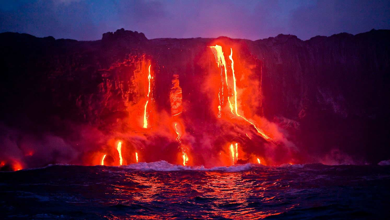 Гавайи могут не успеть погрузиться под воду: их просто порвет на части подземная сила
