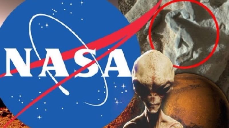 Топ ученый утверждает, что НАСА скрывает доказательства инопланетной жизни на Марсе