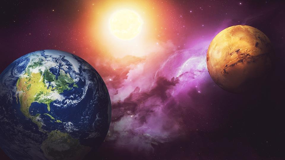 Ученые предлагают сдвинуть Землю на орбиту Марса