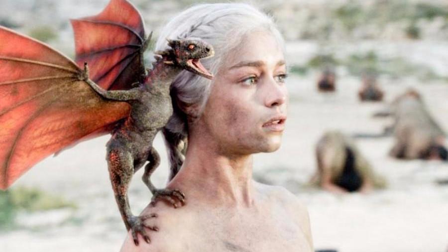 Они существуют: ученые нашли летающих драконов