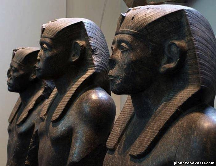 Тайны древнеегипетских статуй