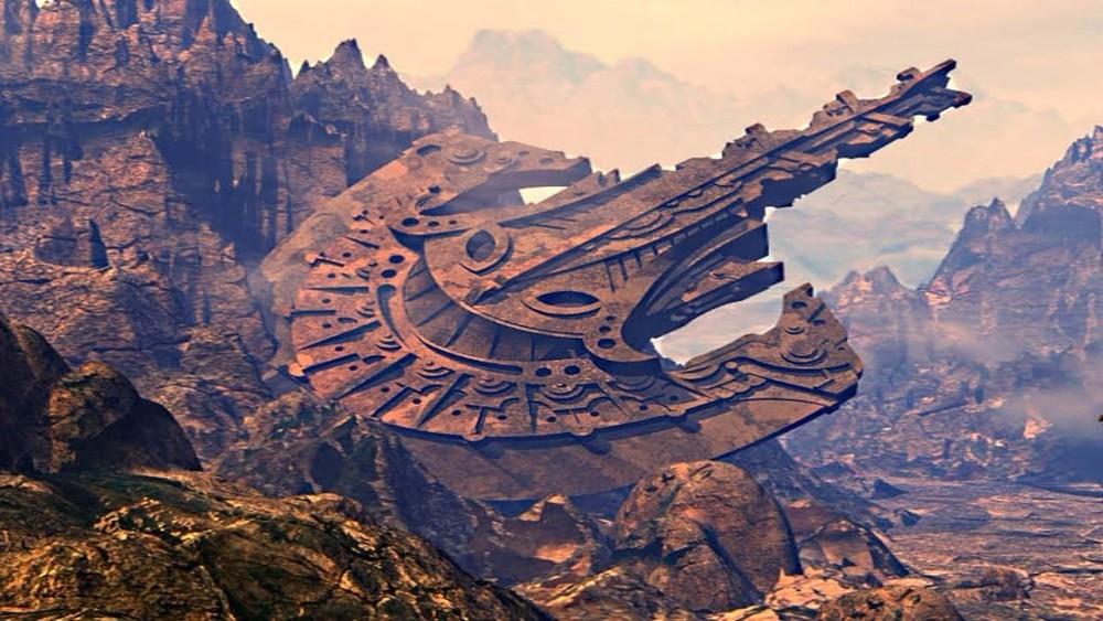 В Гранд-Каньоне нашли инопланетный корабль возрастом четыре тысячи лет