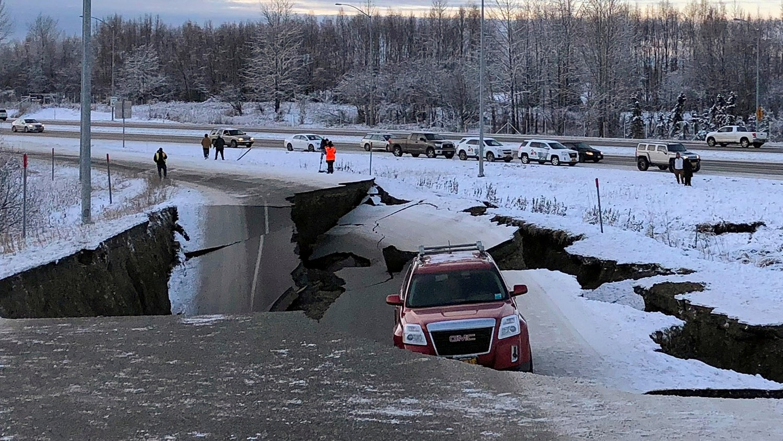 Таинственный гул в Индийском океане и землетрясение на Аляске взаимосвязаны