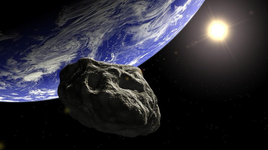 Мимо Земли на небольшом расстоянии пролетел потенциальный астероид-убийца