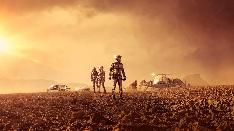 В НАСА определились с местами будущих высадок на Марс