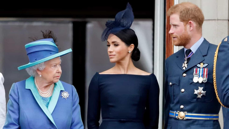 Названа причина ухода Меган Маркл и принца Гарри из королевской семьи