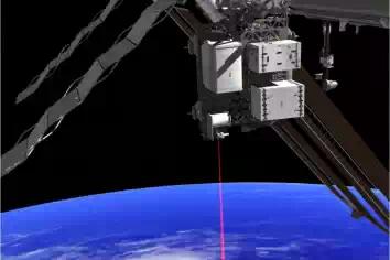 NASA успешно испытало лазерную систему космической связи с МКС