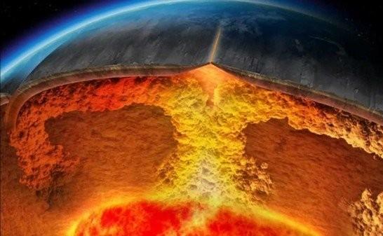 В недрах Земли ученые обнаружили гигантские «конвейеры»