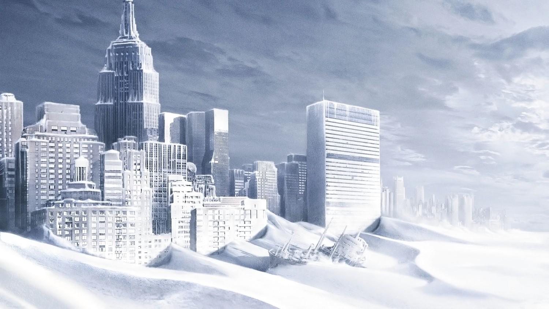 24 декабря 2018 года в США наступит ледниковый период