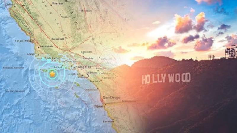 Мощное землетрясение в Калифорнии может быть знаком приближения BIG ONE