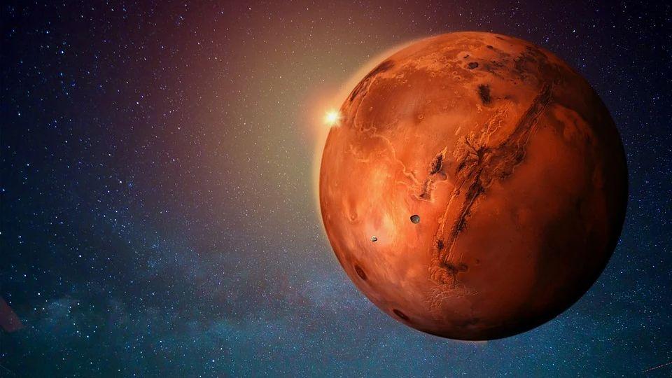 Космическая аномалия с кислородом на Марсе поставила астрономов в тупик